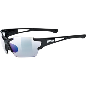 UVEX Sportstyle 803 Race VM Sportglasses small black/ltm.blue